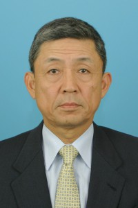 Yamaguchi Noboru  Former Commanding General, Research and Development Command (Lieutenant General) of the Japan Ground Self-Defense Force