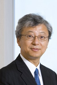 ITOH Motoshige, Professor, the University of Tokyo