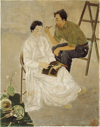 """Studio"" by Chang Woo-soung (1943), Leeum, Samsung Museum of Art"