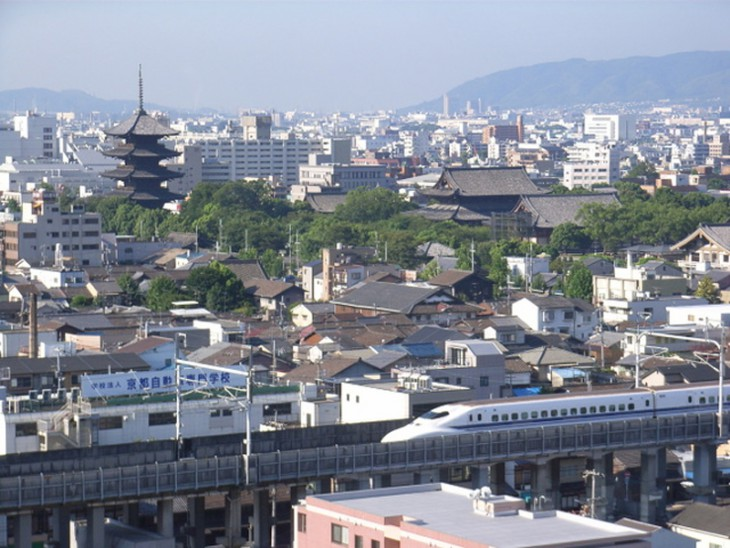 Kyoto is recognized as the Silicon Valley of Japan