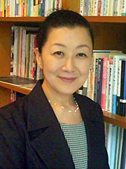 AITA Kaoruko, Uehiro Associate Professor for the Center for Death & Life Studies and Practical Ethics, the Graduate School of Humanities and Sociology, the University of Tokyo