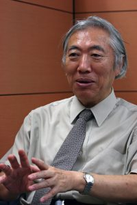 Yamaguchi Kazuo, Ralph Lewis Professor of Sociology, University of Chicago