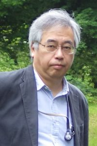 Shinoda Kenichi, Director, Department of Anthropology, Japanese National Museum of Nature and Science
