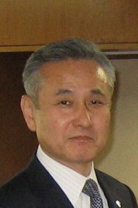 Sato Yuji, former Commandant of the Japan Coast Guard