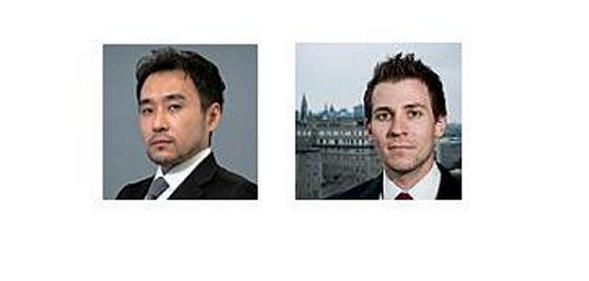 Photo : Yokoda Takashi (L) J. Berkshire Miller (R)