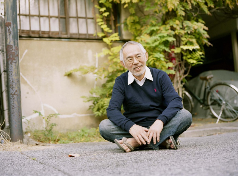 Producer and Chairman of Studio Ghibli