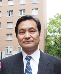 Ueta Kazuhiro, Professor, Graduate School of Economics, Kyoto University