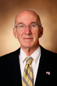 Dr. James E. Auer, Professor Emeritus, Vanderbilt University, Director, James E. Auer U.S.-Japan Center