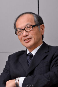 ARIMA Jun, Professor at the University of Tokyo's Graduate School of Public Policy